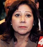 Labor Secretary Hilda L. Solis