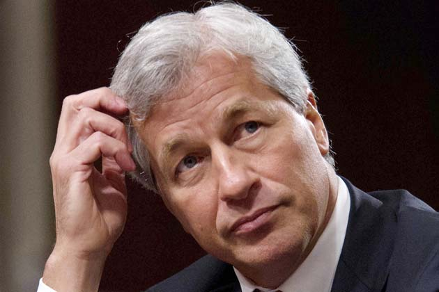 Charting the Cozy Connections between JP Morgan and the Senate Banking Committee