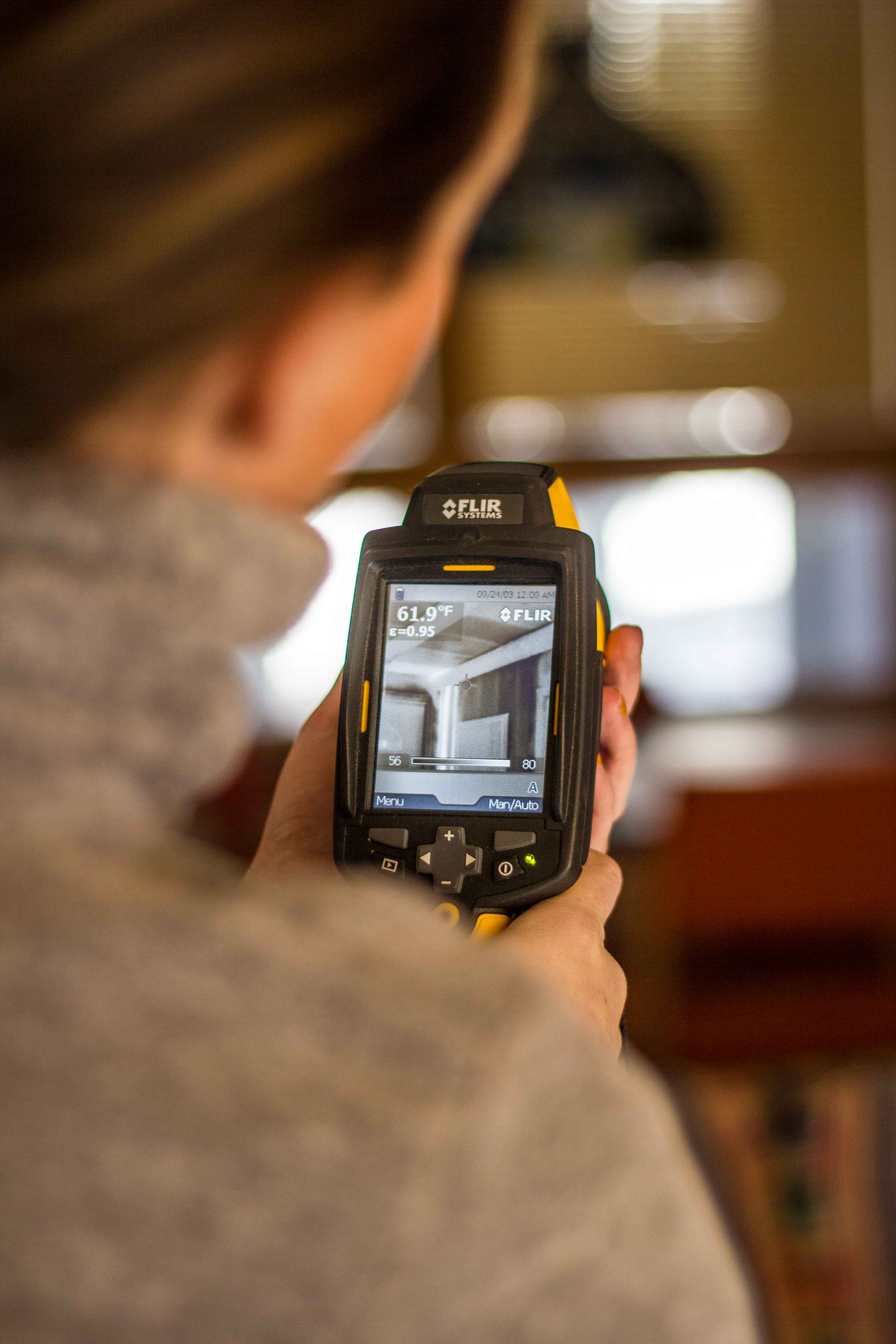 Technology Thermal Imaging Offers Opportunity Within Energy Audits