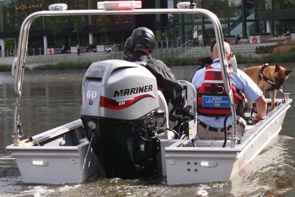 Mariner Outboard Jet drive