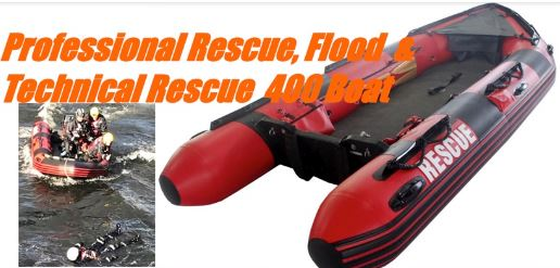 Flood Rescue Boat