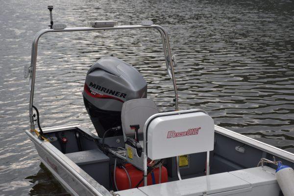 Mariner boat engine