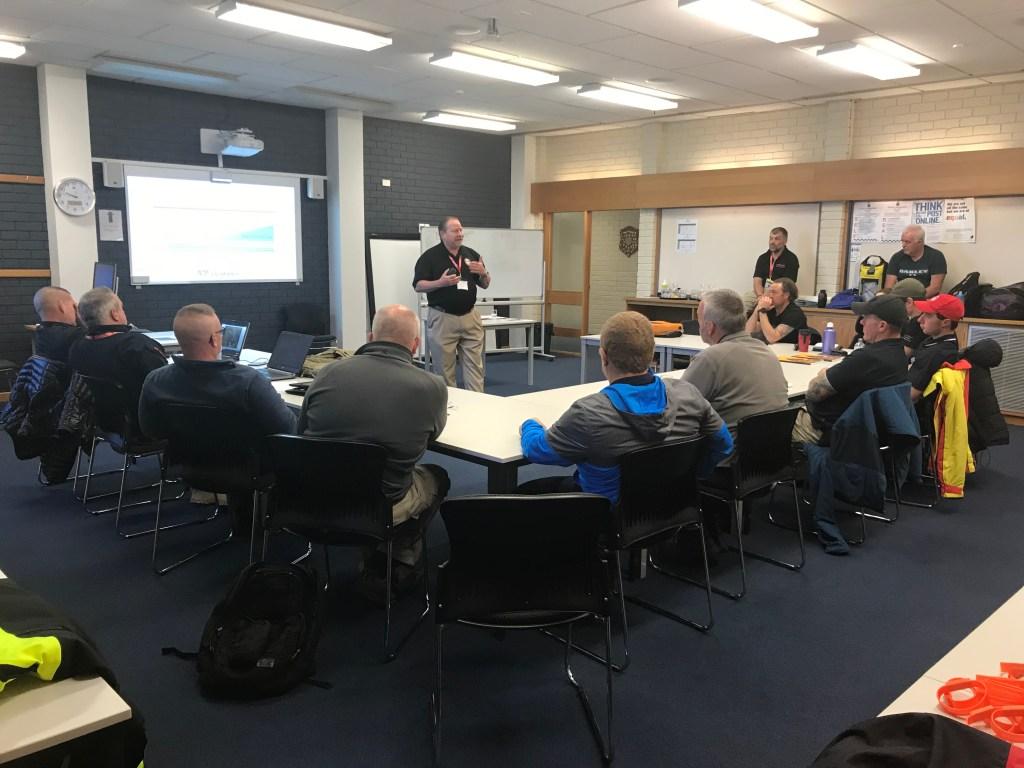 Flood Rescue Theory Training