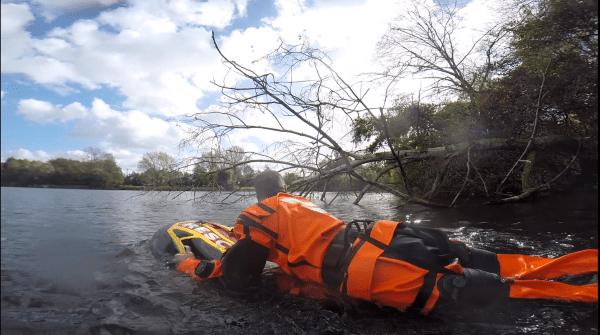 Rescue 156 Jet Board