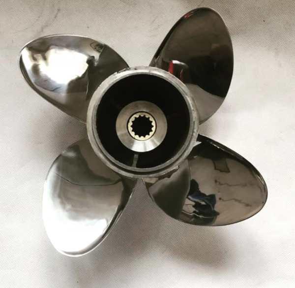 Polastorm Stainless Steel Propeller