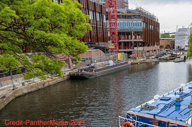 Regents Canal Camden London