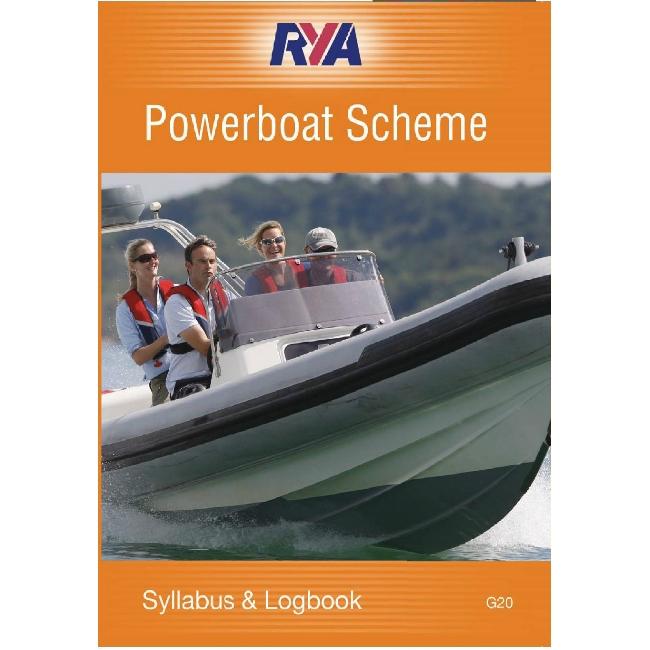 Powerboat Scheme Logbook