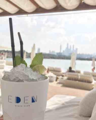 EDEN Beach Club 5