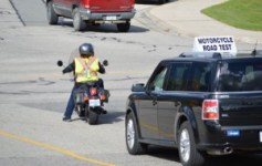 ICBC Motorcycle Road Test