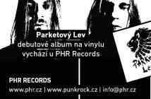parketovy lev vinyl