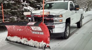 ADJUSTABLE FRONT RIDE HEIGHT ON YOUR SNOW PLOW VEHICLE?