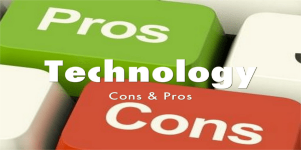 Pros and Cons of Using Technology in Education System - Pros an Cons