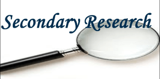 Pros and cons of secondary research