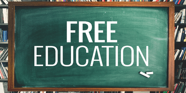 pros and cons of free education pros an cons
