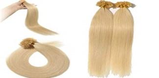 U-Tip Hair Extension
