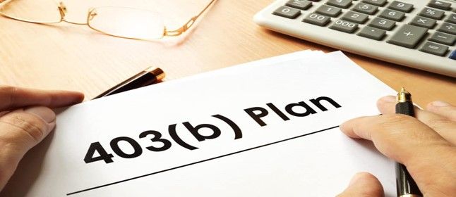 403b plan