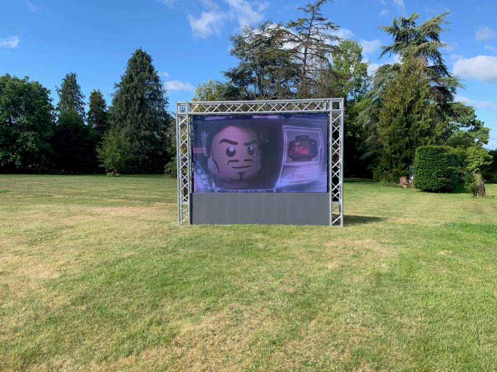 LED Outdoor Screen hire