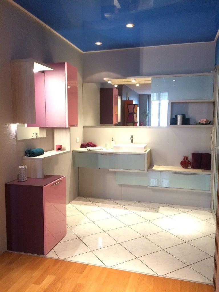 Salle de bain sur mesure