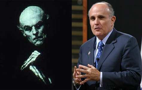 Vampire President Giuliani
