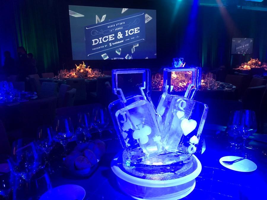 2018 Dice and Ice Gala | ProShow Audiovisual