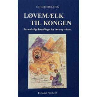 LØVEMÆLK TIL KONGEN