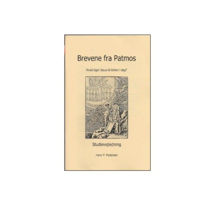 BREVENE FRA PATMOS - STUDIEGUIDE