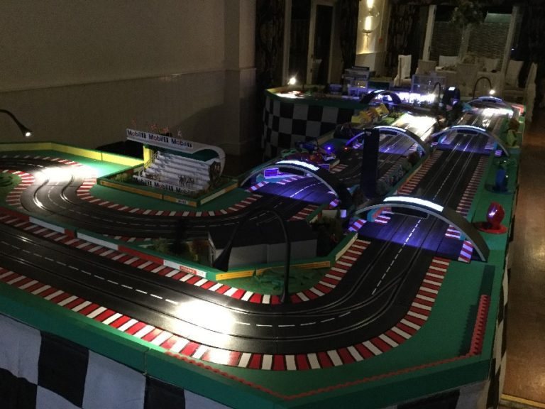Compact Digital Scalextric