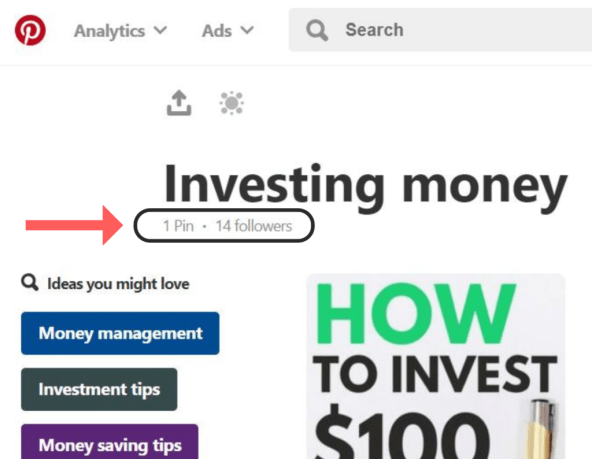 Why You Don't Need Massive Pinterest Accounts To Repin Your pins pinterest screenshot