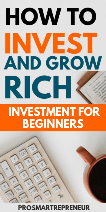 Investing - Investment Strategies To Grow Rich