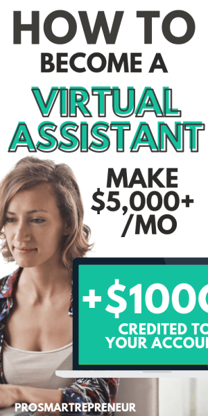 How To Become A Virtual Assistant (Make $5,000+ / mo)