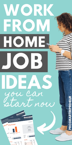 10 Best Work from Home Jobs that makes $1000 a week