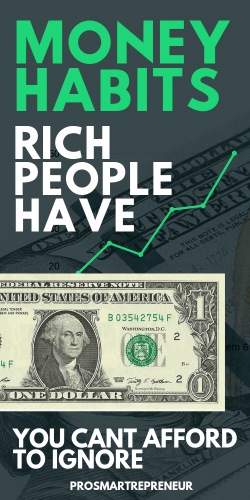 Smart Money Habits of the Rich: What are they & How to Adopt Them (shareable image)