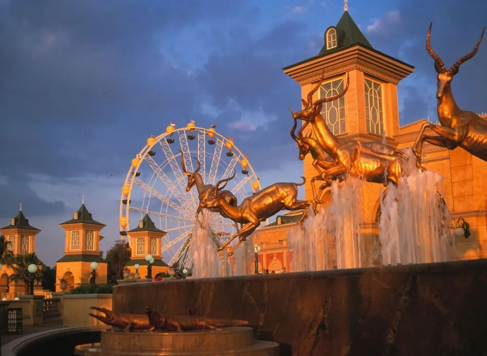 Gold Reef City >> Gold Reef City Prosound South Africa