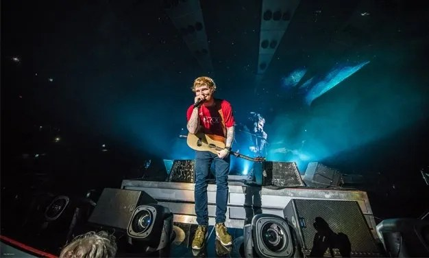 Meyer Sound LEO Family supports Ed Sheeran's ÷ Tour