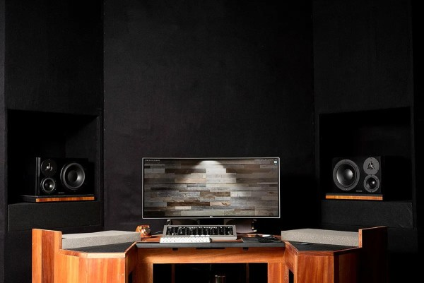 Audiosaurus supply Dynaudio Professional LYD 48 studio monitors