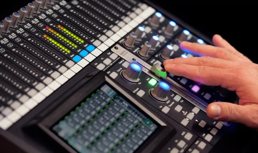 Ashly digiMix digital mixers – a more INTUITIVE mixing experience