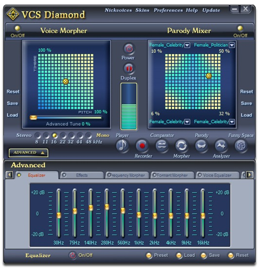 AV Voice Changer Software Diamond 7 0 – prosoxi com