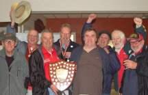 Interclub 2011 Victory.