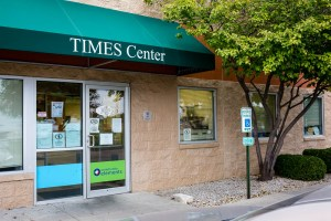 Photo by Scott Wells   The Prospectus The Times Center, located at 70 E. Washington St.in Champaign. Due to the current state budget impasse, the center will no longer provide lunch service effective Sept. 29, 2015.