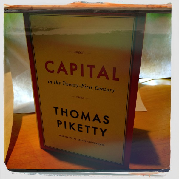 Capital in the 21st Century by Thomas Piketty