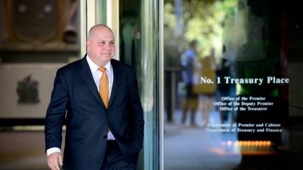 Tim Pallas MP Treasurer of Victoria