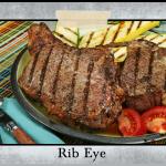Farm Fresh Rib Eye Steak $14.99/lb