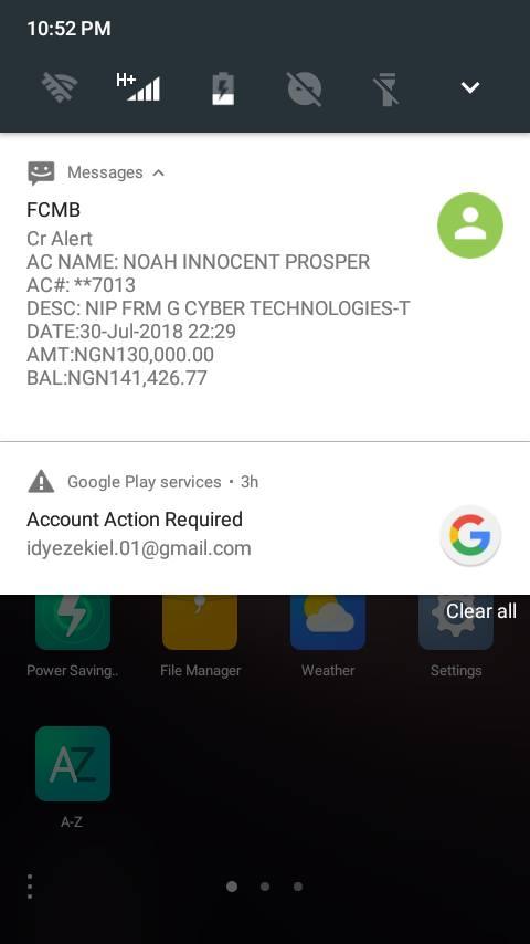 nnu alert