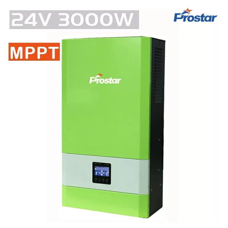 3000w off grid solar inverter