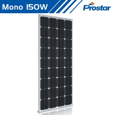 Prostar PMS150W 12v 150 watt solar panel mono alternative energy