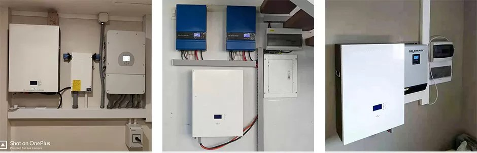 Battery Storage System Application