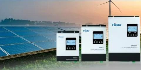 mppt solar charge controller 12v 24v 48v