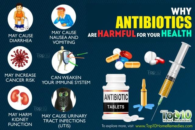 image how antibiotics are harmful