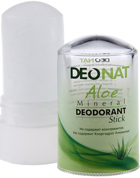 Натуральный кристаллический дезодорант Кристалл-ДеоНат с ...