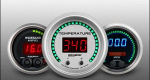 Autometer Elite Digital Gauges